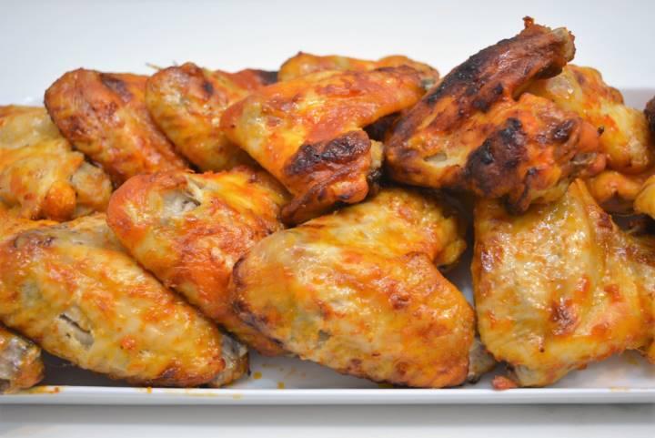 Alitas de pollo picantes | Javier Romero