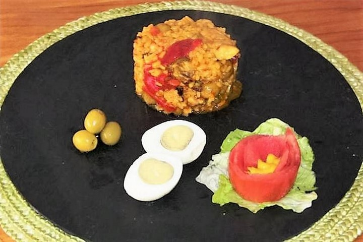 Arroz anti crisis javier romero for Javier romero cocina