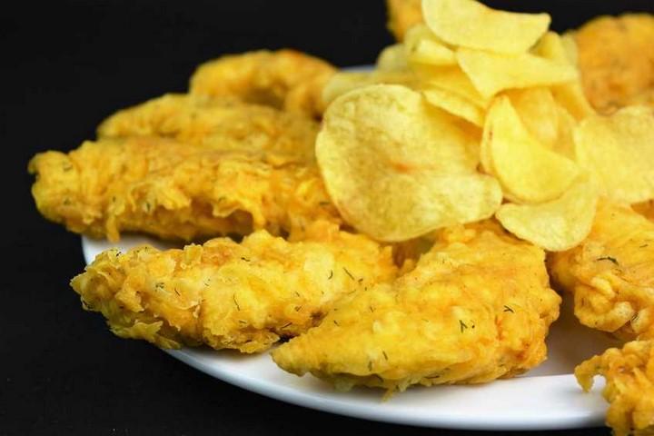 Como hacer pollo al estilo KFC | Javier Romero