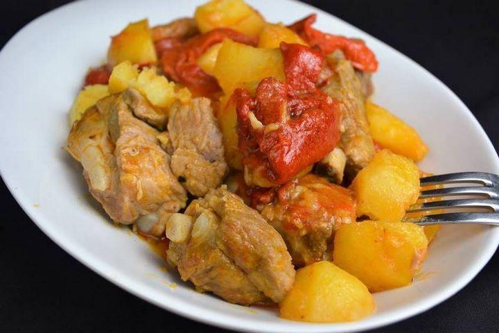 Costilla de cerdo con patatas  | Javier Romero Cap. 65 - Temporada 2