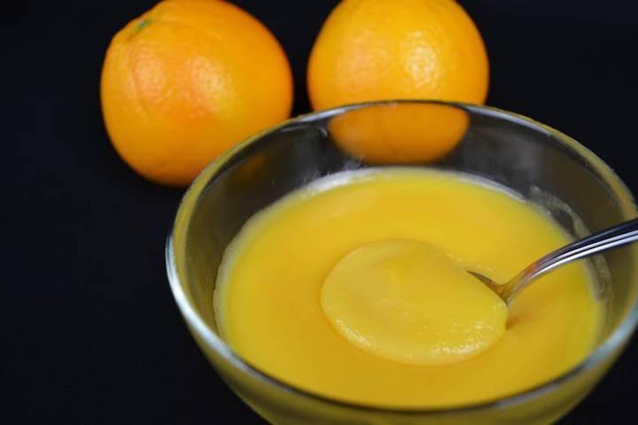 Crema inglesa de naranja | Javier Romero