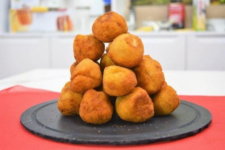 Croquetas de jamón caseras | Javier Romero Cap. 36 - Temporada 2