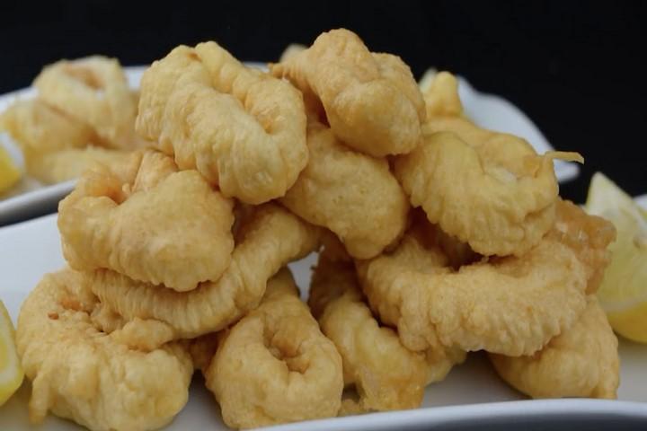 Dos recetas para hacer calamares rebozados. Programa nº 42