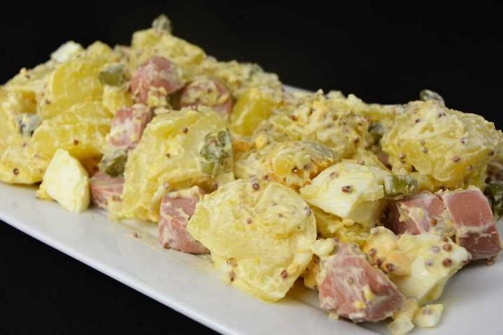 Ensalada de patatas al estilo alemán | Javier Romero
