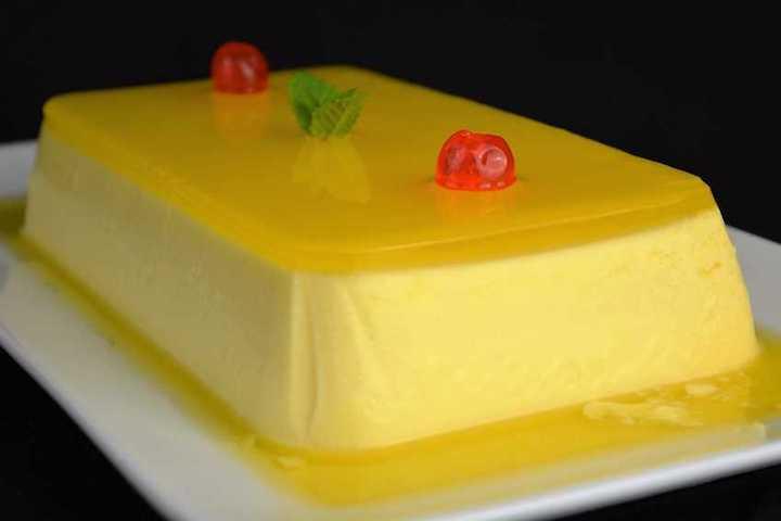 Pastel de naranja con gelatina | Javier Romero
