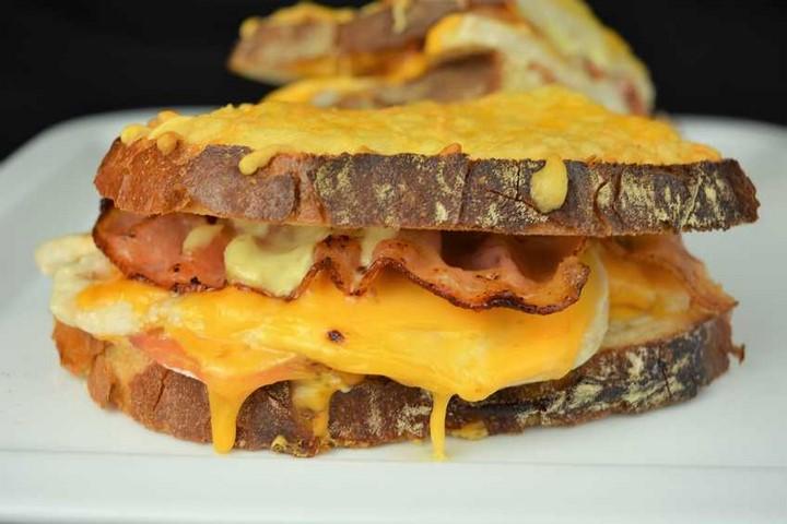 Sandwich Javier Romero, receta para compartir. Programa nº 66