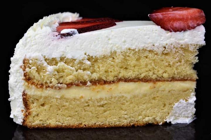 Tarta de nata y crema pastelera. Programa nº 41