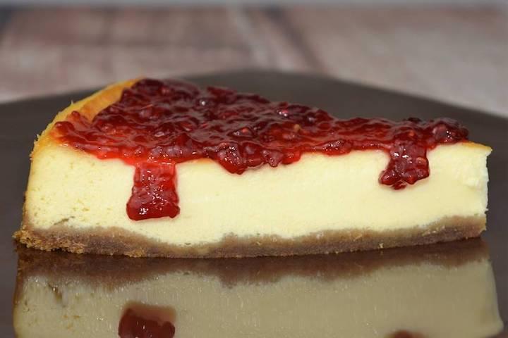 Tarta de queso mascarpone | Javier Romero