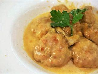 Albóndigas con salsa de hongos y foie | Javier Romero Cap. 16 - Temporada 2