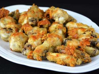 Alitas de pollo al ajillo | Javier Romero