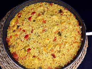 Arroz con pollo al curry. Programa nº 160