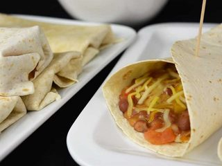 Burritos con caparronas de Anguiano. Programa Nº 4