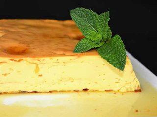 Como hacer leche asada, receta americana | Javier Romero