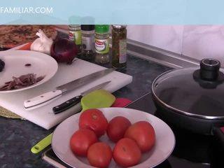 Como hacer salsa putanesca