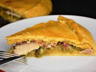 Empanada gallega de carne, la auténtica. Programa nº 119