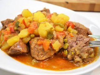 Estofado de ternera con verduras | Javier Romero Cap. 38 - Temporada 2