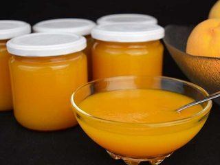 Mermelada de melocotón y pannacota de queso. Programa nº 123