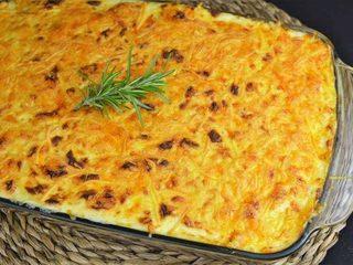 Moussaka de berenjena, receta típica de Grecia. Programa nº 105