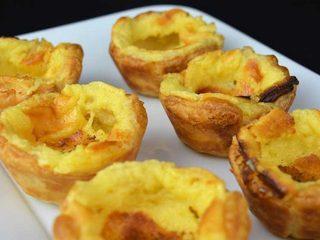 Pastel de Belem, receta típica de Portugal. Programa nº 69