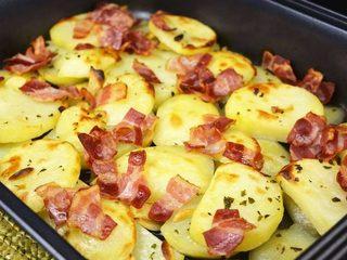 Patatas al ajillo | Javier Romero