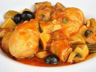 Pollo con pisto y champiñones | Javier Romero Cap. 115 - Temporada 2