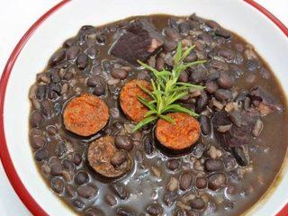Potaje de alubias negras con arroz  | Javier Romero Cap. 14 - Temporada 2