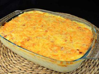 Receta de lasaña con pollo y gratinada con queso. Programa nº 16
