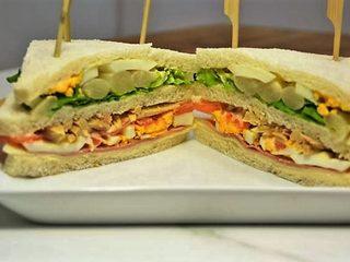 Sándwich vegetal, con 3 panes diferentes | Javier Romero Cap. 20 - Temporada 2