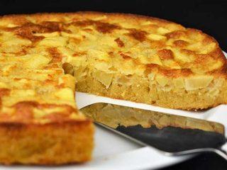 Tarta de manzana francesa. Programa nº 89