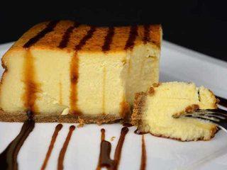 Tarta de queso y leche condensada | Javier Romero