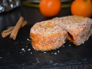 Torrijas con aroma de naranja | Javier Romero