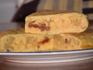 Tortilla de patatas a La Riojana | Javier Romero