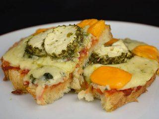 Tosta pizza cuatro quesos | Javier Romero Cap. 93 - Temporada 2